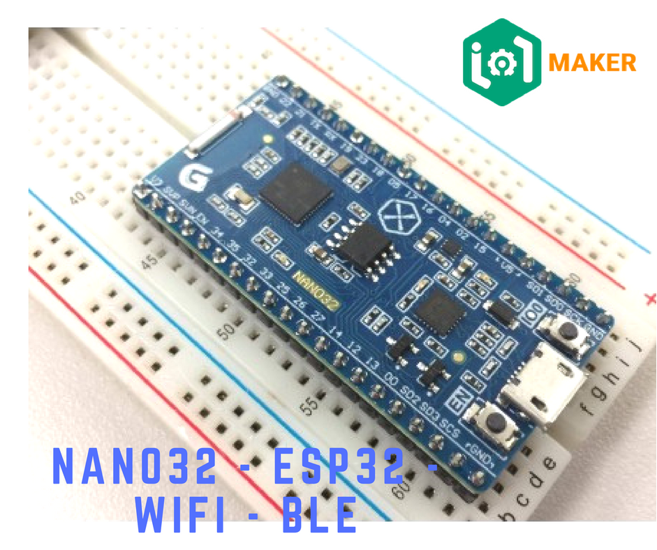 Mạch Phát Triển ứng Dụng IoT NANO32
